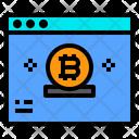 Bitcoin Website Icon