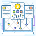 Bitcoin Whitepaper Icon