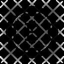 Bitcoin World Icon