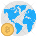 Bitcoin World Icon