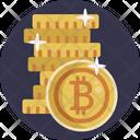 Bitcoin Money Coin Icon
