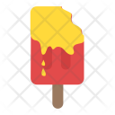 Bite Popsicle Ice Icon