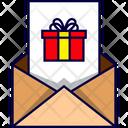 Bithday Invitation Icon
