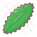 Bittergourd Vegetable Food Icon