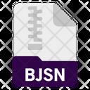 Bjsn file Icon