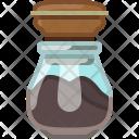 Black Orient Pepper Icon