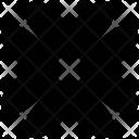 Black Medick Flower Icon
