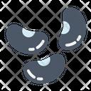 Black Beans Icon