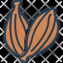 Black Cardamom Black Cardamom Icon
