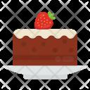 Chocolate Creamy Dark Icon