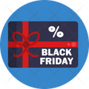Black Friday Sale Black Friday Offer Tag Icon