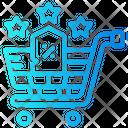 Black Friday Discount Icon