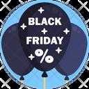 Black Friday Black Friday Tag Icon