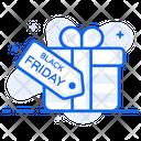 Black Friday Sale Icon