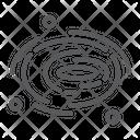 Black Hole Cosmos Icon