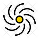Hole Space Astronomy Icon