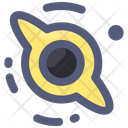 Black Hole Space Icon