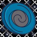 Mblack Hole Black Hole Galaxy Icon
