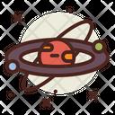 Black Hole Black Moon Icon