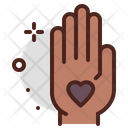 Black Love Icon