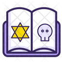 Black Magic Book Curse Icon
