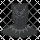 Black Panther Superhero Black Icon