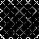 Black Vs White Icon