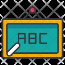 Blackboard Teaching Study Icon