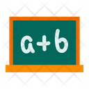 Blackboard Board Chalkboard Icon