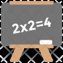 Math Sum Lesson Icon