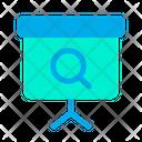 Search Blackboard Board Icon