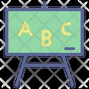 English Elementary Teach Icon