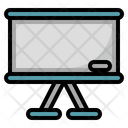 Blackboard Board Study Icon