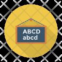 Blackboard Board Schoolboard Icon