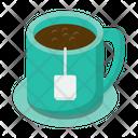 Blackcoffee Drink Cup Icon