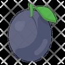 Blackcurrant Genus Vitis Organic Icon