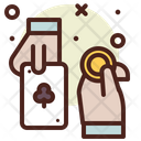 Blackjack Game Card Icon