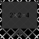 Blackvoard Icon