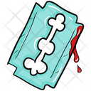 Blade Cutter Knife Edge Icon