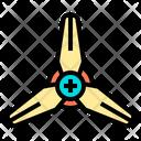 Blade Drone Ai Icon