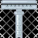 Blade Equipment Razor Icon