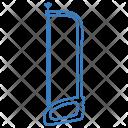 Blade Crosscut Hand Icon