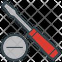 Blade  Screwdriver Icon