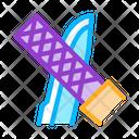 Blade Sharpening Knife Icon