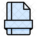 Blank File File Extension Icon