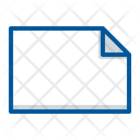 Blank Document File Icon