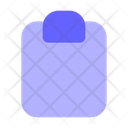 Blank-clipboard Icon