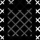 Clipboard Empty Mini Blank Clipboard Clipboard Icon