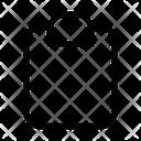 Blank Clipboard Icon