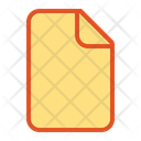 Page Document File Icon